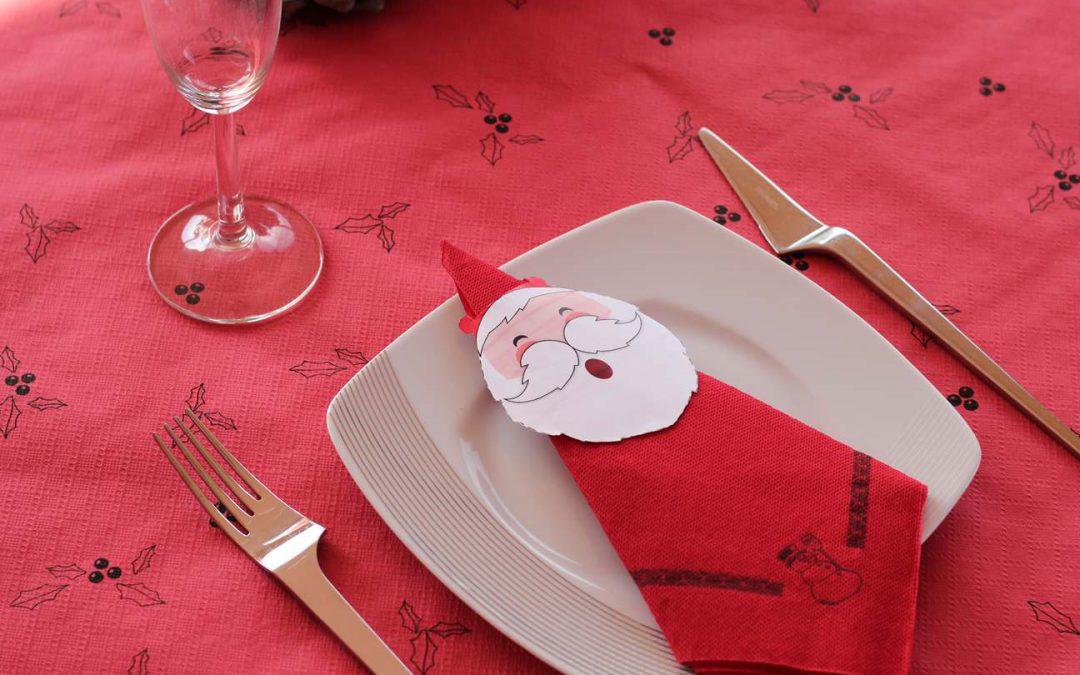 Como Doblar Servilletas De Papel Para Navidad Manualidades Muropapel